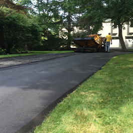 High-Quality Asphalt Company  in Livonia, MI