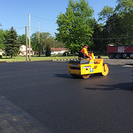 New Asphalt Installation in Livonia, MI